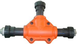Repair Clamp, Repair Collar, Repair Sleeve, Split Collar for PE, PVC Pipe, on-Line Leak Repair pictures & photos