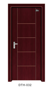 PVC Door (DTH-032) pictures & photos