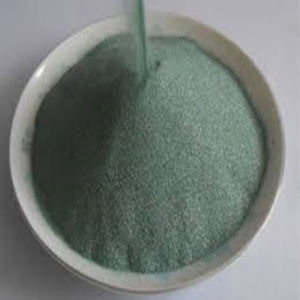 High Quality Green Silicon Carbide Abrasive for Sand Blasting pictures & photos