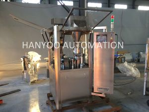 High Speed GMP Parmaceuticals Automatic Hard Gelatin Capsule Machine pictures & photos