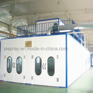 Bus Spraying Equipment for Industrial Machine