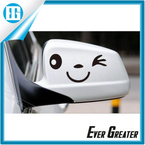 Small Decoration Car Car Mirror Removable Sticker pictures & photos