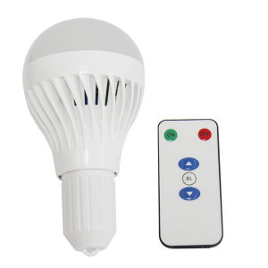 E27/B22 4W Rechargeable Emergency LED Bulb with Factory Direct Price pictures & photos