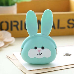 Promotion Gifts Newest High Quality Silicone Mini Pochi Purse pictures & photos