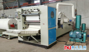 V-Folded Tissue Facial Paper Machine Manufacturing pictures & photos
