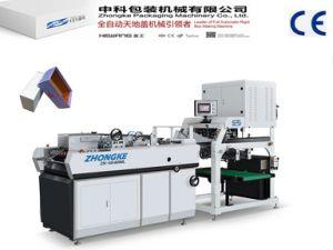 Shoe Carton Box Making Machinery (CE) Zhongke Company pictures & photos