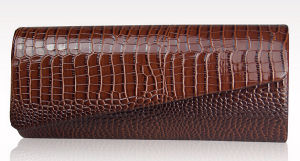 Top Quality Handbags Crocodile Evening Clutch Hand Bag (XW785) pictures & photos