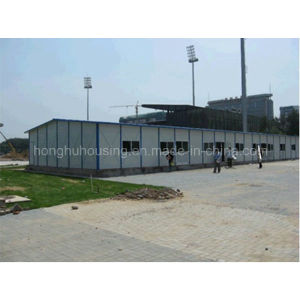 Hot Sale One Floor Module Prefab Home for Living pictures & photos