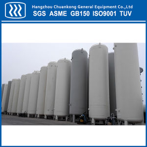 Cryogenic Liquid Oxygen Nitrogen Argon CO2 Stainless Steel Storage Tank pictures & photos