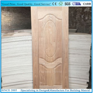 Poplar Core Ash Face Door Skin Plywood in Hot Sale pictures & photos