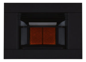 with Infrared with-10000BTU-Gas Wall Heater