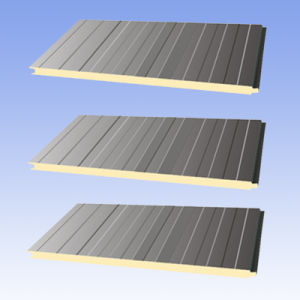 PU Sandwich Panels for Cold Room & Clean Room Hospital Grade pictures & photos