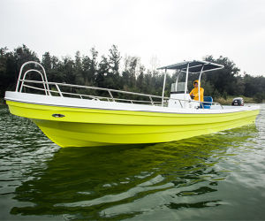 2016 Model Fishing Sport Boat by Ce with 8persons pictures & photos