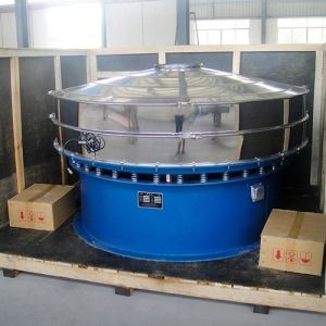 Vibrating Screen/Sieving Machine/Round Separator with Low Pressure pictures & photos