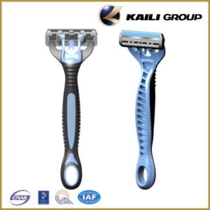 Disaposable Shaving Razor for Men From Ningbo Kaili Kl-349L pictures & photos