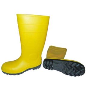 Worker Industrial Heavy PVC Duty Rubber Rain Boots pictures & photos
