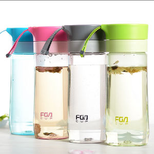Fuguang High Quality Fs1060-500 500ml PC Bottle Plastic Water Bottle pictures & photos
