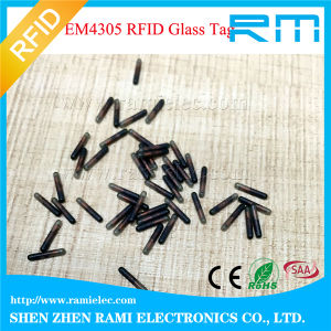 134.2kHz RFID Animal Microchip Injector for Animal Identification (2.12*12mm) pictures & photos