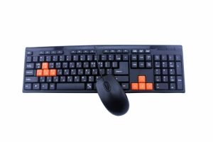 USB Keyboard and Mouse Combo (KMW-030) pictures & photos