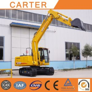 Carter CT150-8c (15T) Multifunction Hydraulic Heavy Duty Backhoe Crawler Excavator pictures & photos