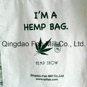Fashionable 100%Hemp Bag for Shopping or Outside pictures & photos