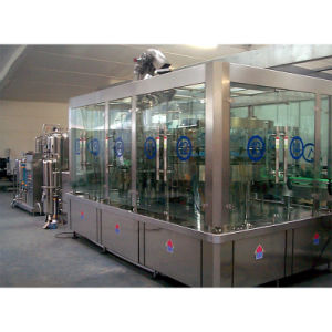Carbonated Soft Drink Filling Machine (PY-DXGF40-40-12)