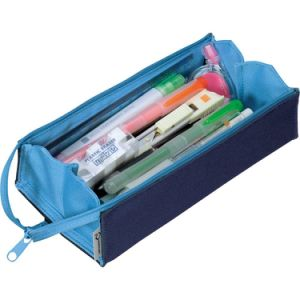 Square Polyester Pen Box with Zipper pictures & photos