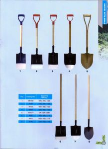 Tangshan Industry Trade Co Ltd Catalogue Shovel 13 pictures & photos
