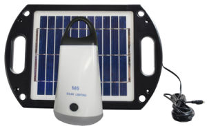 Portable Solar System for Home Use