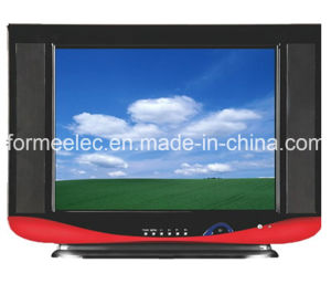 "17"" Pure Flat TV 17pb CRT TV CRT Television pictures & photos"
