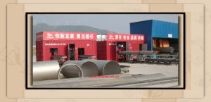 Project Site Pipe Spool Production/Fabrication Line/Solution pictures & photos