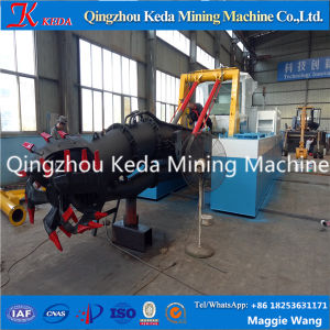 Simple Operation Hydraulic Cutter Suction Dredger pictures & photos