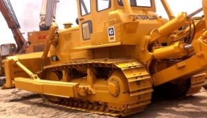 Used Caterpillar (D8K) Bulldozer -Made in USA pictures & photos