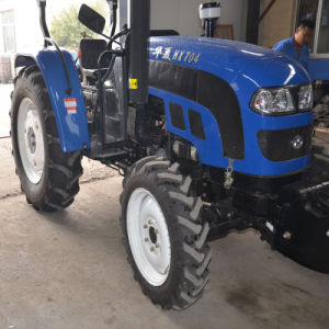 Yto Brand Model 704 70HP 4WD Agricultural Tractor for Sale pictures & photos