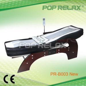 Pop Relax Hot Sell Full Body Rolling Jade Massage Bed MP3 Music Pr-B003 New