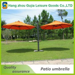 3m Cantilever Market Garden Beach Outdoor Sunshade Umbrella pictures & photos