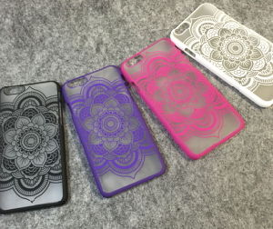 Newest Lace Design PC Mobile Phone Cover for iPhone 5/5s/6/6s/6plus pictures & photos