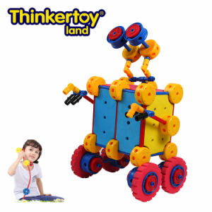 Thinkertoy Land Blocks Educational Toy Robot Series Wall E (R6103)