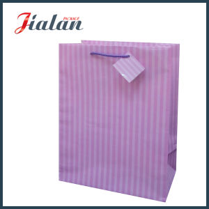 Solid Pantone Color Printed Custom Paper Garments Bag for Women pictures & photos