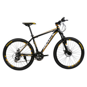 26 Inch 24 Speed Good Quality Aluminum Alloy Mountain Bicycle pictures & photos