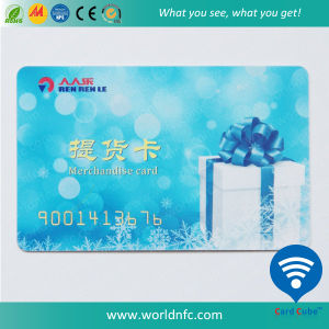 13.56MHz 4k Bytes RFID Smart Card pictures & photos