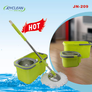 Joyclean Latest Model for Promotion Separable 360 Rotate Spin Magic Mop pictures & photos