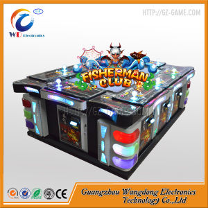 Electronic Arcade Fishing Machine for Casino Game pictures & photos