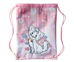 Drawstring Shoes Bag Fashion Sport Bag (BSH20563) pictures & photos