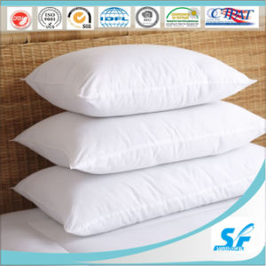 Wholesale Five-Star Hotels Dedicated Goose Down Pillow pictures & photos