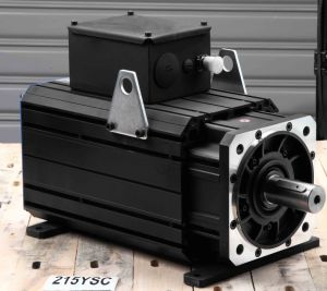 AC Permanent Magnet Servo Motor (215ysc15f 105nm 1500rpm) pictures & photos