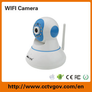 Netcam Application WiFi Mini Micro SD Card PTZ Camera pictures & photos