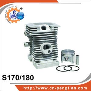 Cylinder Assy of Gasoline Chain Saw Spare Parts Farm Machine pictures & photos
