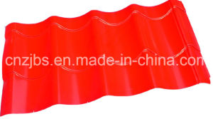 Hangzhou Baosheng Produced Colored Metal Roofing Tile pictures & photos