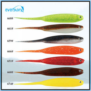 Attractive Soft Fishing Lure (13cm/9.5g) pictures & photos